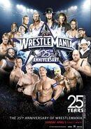 WM 25 poster