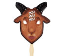 Daniel Bryan Goat Face Mask