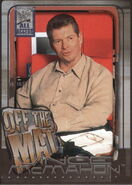 2002 WWF All Access (Fleer) Vince McMahon 69