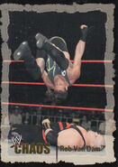 2004 WWE Chaos (Fleer) Rob Van Dam 51