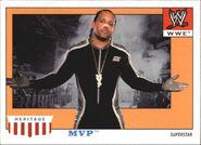 2008 WWE Heritage IV Trading Cards (Topps) MVP 39