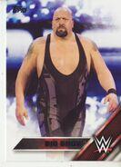 2016 WWE (Topps) Big Show 6