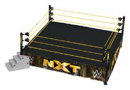 NXT Version - WWE Authentic Scale Ring
