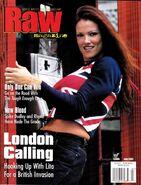 Raw Magazine July 2001
