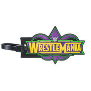 WrestleMania 34 Luggage Tag