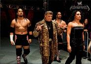 2011 Topps WWE Champions Wrestling Jimmy Superfly Snuka 70