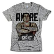 Andre Sketch by 500 Level T-Shirt