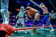 CMLL Super Viernes (August 16, 2019) 14