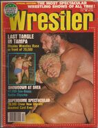 DUSTY RHODES VS. HARLEY RACE