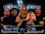 Dudley Boyz vs. T&A Backlash 2000