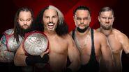 ER 2018 Hardy & Bray v B Team
