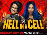 Hell in a Cell 2020 Bayley v Sasha Banks