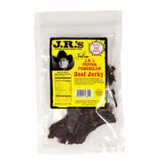 JR's Pepper Power Slam Beef Jerky