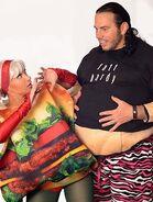 Matt Hardy & Reby Sky 2013 Halloween