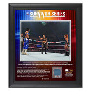 Shayna Baszler Survivor Series 2019 15x17 Limited Edition Plaque