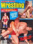 Sports Review Wrestling - November 1978