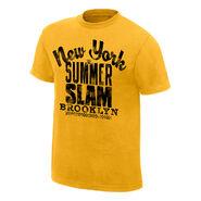 SummerSlam 2018 NY Taxi Logo T-Shirt