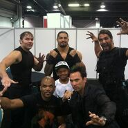 The Shield with Jason David Frank