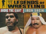 WWE Legends of Wrestling Andre Giant & Iron Sheik