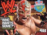 WWE Magazine - July 2008