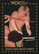 1991 WCW Collectible Trading Cards (Championship Marketing) Bobby Eaton 21