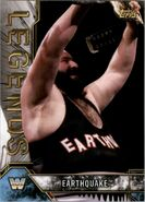2017 Legends of WWE (Topps) Earthquake 30