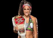 Bayley WWE Raw Women's Champion 2017