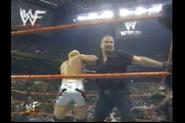 Bossman versus Jeff Jarrett
