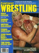 Championship Wrestling - August 1986