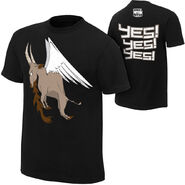 Daniel Bryan Flying Goat Special Edition T-Shirt