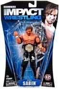 TNA Deluxe Impact 12 Chris Sabin