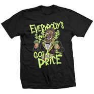 Ted DiBiase Million Dollar Zombie T-Shirt