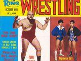The Ring Wrestling - October 1978
