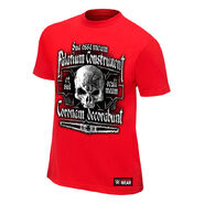 Triple H Crimson King Red Youth Authentic T-Shirt