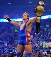 1st reign as heavyweight champion