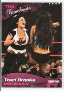 2009 TNA Knockouts (Tristar) Traci Brooks 17