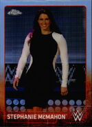 2015 Chrome WWE Wrestling Cards (Topps) Stephanie McMahon 67