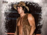 2016 Topps WWE Undisputed Wrestling Cards Cowboy Bob Orton (No.52)