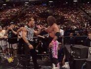 A Grave Mistake Bret vs Shawn The Rivalry 7