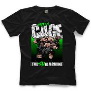 Brian Cage Hulk Cage T-Shirt