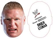 Brock Lesnar Big Head
