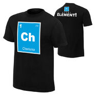 Christian Vital Element Men's Authentic T-Shirt