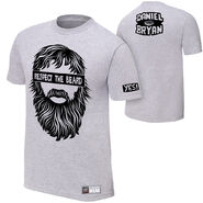 Daniel Bryan Respect The Beard T-Shirt.1