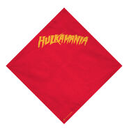 Hulk Hogan Hulkamania Red Bandana