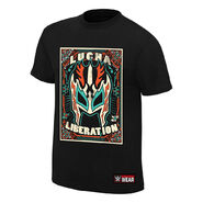 Kalisto Lucha Liberation Authentic T-Shirt