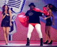 Raw 9-21-09 Cedric host