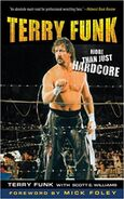 Terry Funk More Than Just Hardcore