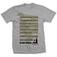 116 Beers T-Shirt