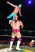 CMLL Super Viernes (February 8, 2019) 11