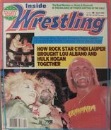 Inside Wrestling - April 1985